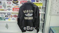 100th anniversary Harley Davidson Jacket