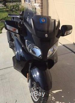 2009 Suzuki Burgman 650