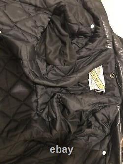 618 36 perfecto schott steerhide double leather motorcycle jacket 641 118