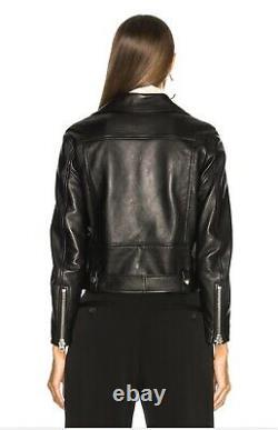 Acne Studios Mock Leather Jacket 36