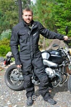 Aerostich Gore-Tex Men's Stealth R-3 One Piece Motorcycle Suit