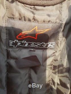 Alpinestars T-Jaws WP v2 Motorcycle Jacket Motorbike Thermal Waterproof Armour