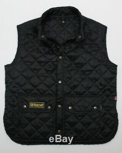 Authentic Belstaff quilted inner vest jacket waistcoat Size XL Roadmaster