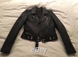 BLK DNM Women's Leather Jacket 1