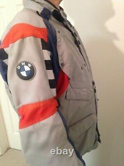 BMW Motorrad Motorcycle Genuine Rallye Jacket Men's US 48