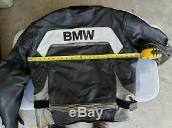 BMW Motorrad Motorcycle Jacket by Kushitani Size XXL Used Condition