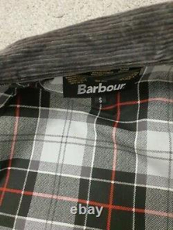 Barbour International Union Jack (Small) Waxed Jacket