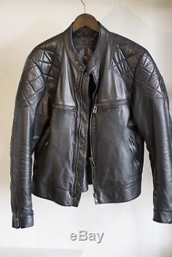 Belstaff Beckham Leather Jacket