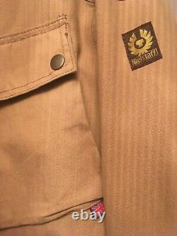 Belstaff Belted Mens Heavy Cotton Jacket 2XL