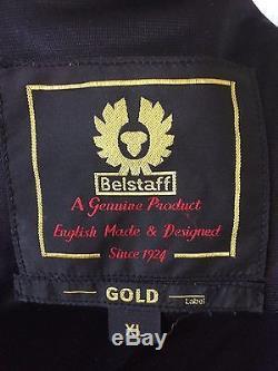 Belstaff ETHAN Leather Motorcycle Biker Jacket