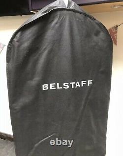 Belstaff Maxford Leather Jacket 58 Xxl
