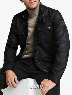 Belstaff Racemaster jacket in Black Size 42 (52 IT) XL