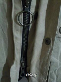 Belstaff Roadmaster Waxed Cotton Motorcycle Jacket Size It44 Uk 40