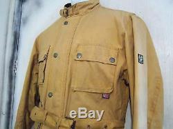 Belstaff Roadmaster Waxed Motorcycle Jacket Size 46 Ukm