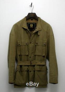 Belstaff WAXED Trialmaster 1948 Biker Jacket CHE GUEVARA ROADMASTER LEGEND