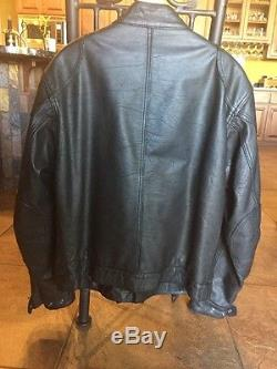Belstaff leather jacket XXL