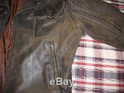Classic Harley Davidson Billings Leather Jacket XL, No Reserve, Non Smoker