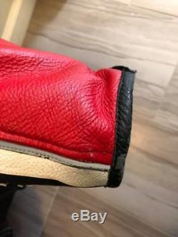 Dainese Leather Motorcycle Jacket, Size 48