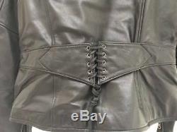 EUC! Womens XL HARLEY DAVIDSON Leather Motorcycle Jacket