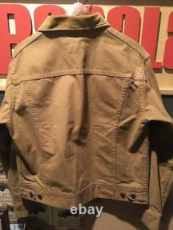 Filson Trucker Jacket Large Corduroy Collar
