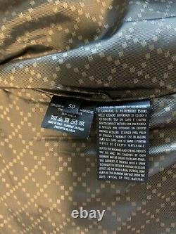 GUCCI withtag Rare Ostrich Biker Jacket EU 50