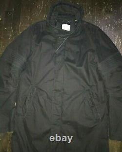 HELMUT LANG Archival Original 1999 Astro Biker Puffer Coat Bondage Italy Rare 50