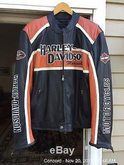 Harley Jackets