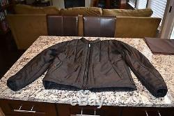 Harley-Davidson Men's FXRG Leather Jacket 98518-09VM Retail $650 (XL)