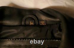 Harley Davidson Mens Leather Jacket Used Large