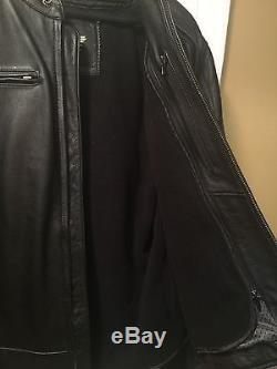 Harley Davidson Mens XL Leather Jacket