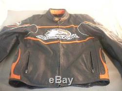 Harley Davidson Size XL Riding Jacket
