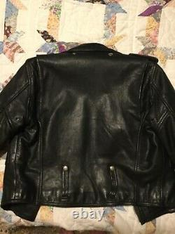 Harley Davidson Vintage Ladies Leather Jacket