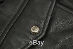 Harley Davidson Womens BLING Silver Metal Studs Leather Jacket 97036-05VW 1W XL