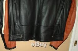 Harley-Davidson men's Classic Cruiser leather jacket size XL 98118-08VM