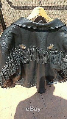 Harley davidson motorcycle jacket 3XL Very Rare
