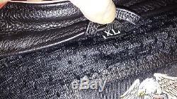 Harley davidson womens Pink City Lights leather jacket XL