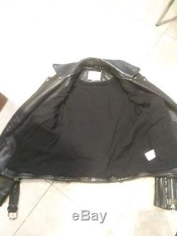 IRO motorcycle leather biker isabel quilted jacket sz 2 S M US 6 8 marant
