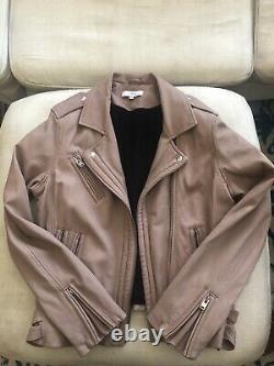 Iro leather jacket Size 42