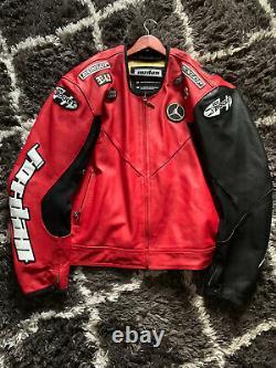 Jordan motorcycle jacket, Joe Rocket, Jordan Motorsports Sz56