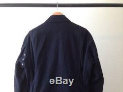 Junya Watanabe Man X Comme Des Garcons Blue Riders Jacket Japan M