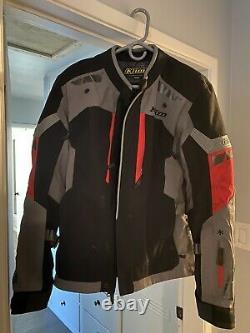 KLIM Latitude Jacket Red size M