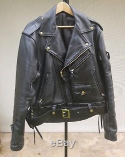 Langlitz 10 Pocket Columbia Motorcycle Jacket