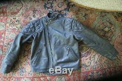 Langlitz Cascade padded leather motorcycle jacket