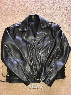 Langlitz Columbia Men's Leather Jacket