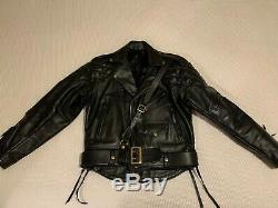 Langlitz Padded Columbia Jacket Bluf 43