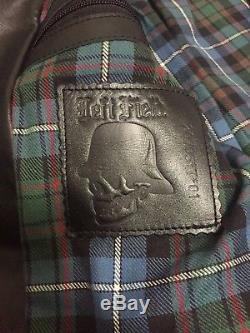 Left Field Vanson Leathers Commando Jacket