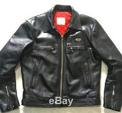Lewis Leathers Aviakit Dominator Motorcycle Biker Jacket 40 Vgc £900