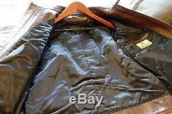 Lost Worlds Buco Rider Jacket size 44 in Russet Horsehide No Reserve