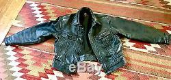 Lost Worlds Horsehide Jeans Jacket