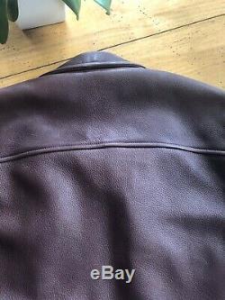Lost Worlds suburban jacket deerskin